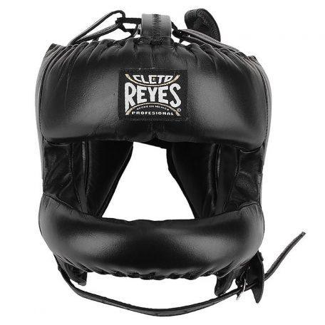 CLETO REYES HEADGEAR NYLON BAR BLACK - MSM FIGHT SHOPCLETO REYES