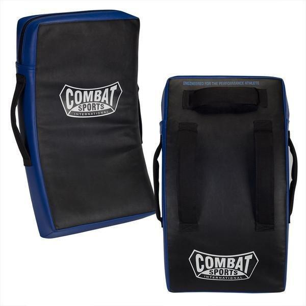 COMBAT SPORTS KICK SHIELD 6 BLACK/BLUE - MSM FIGHT SHOPCOMBAT SPORTS