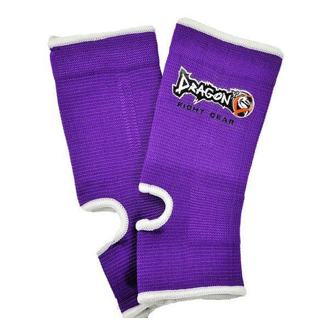 DRAGON DO ANKLE WRAPS PURPLE - MSM FIGHT SHOPDRAGON DO