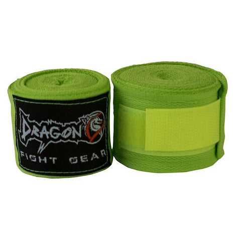 "DRAGON DO HANDWRAPS 3.5 METER / 140"" SEMI-ELASTIC - MSM FIGHT SHOPDRAGON DO"