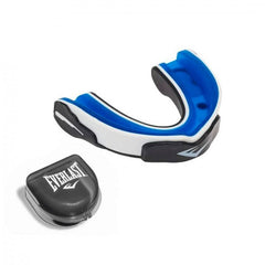 EVERLAST MOUTHGUARD EVERGEL WITH CASE WHITE/BLUE - MSM FIGHT SHOPEVERLAST