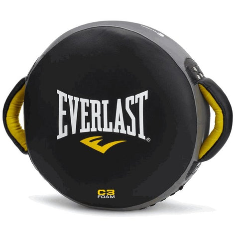 EVERLAST PUNCH SHIELD BLACK - MSM FIGHT SHOPEVERLAST
