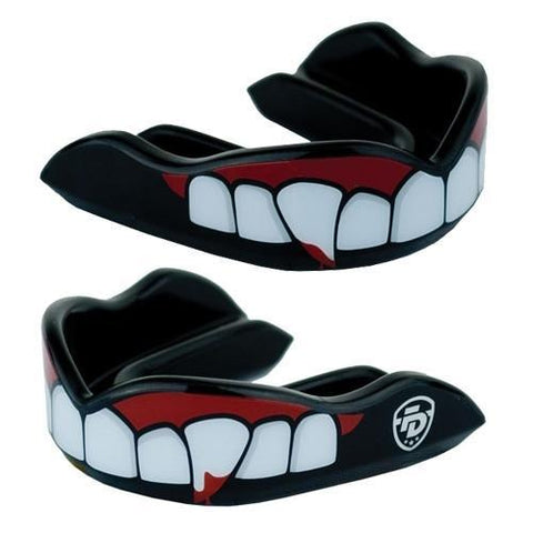 FIGHT DENTIST MOUTHGUARD YOUTH FANG BLOOD THIRSTY - MSM FIGHT SHOPFIGHT DENTIST