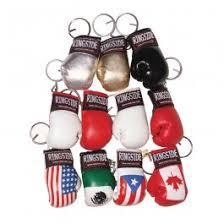 MINI GLOVES KEY CHAIN - MSM FIGHT SHOPRINGSIDE