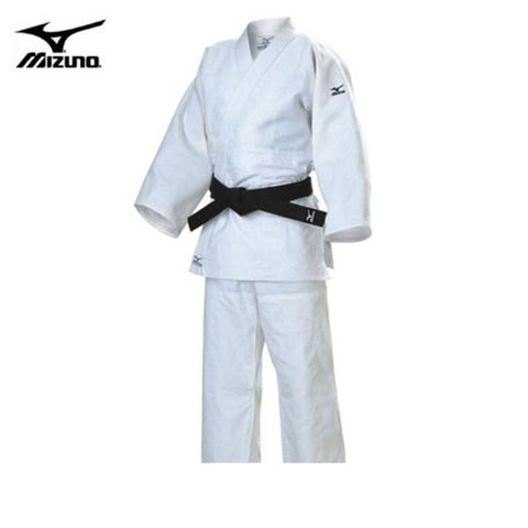 MIZUNO JUDO GI HAYATO SINGLE WHITE - MSM FIGHT SHOPMIZUNO
