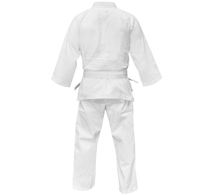 MIZUNO JUDO GI HAYATO SINGLE WHITE