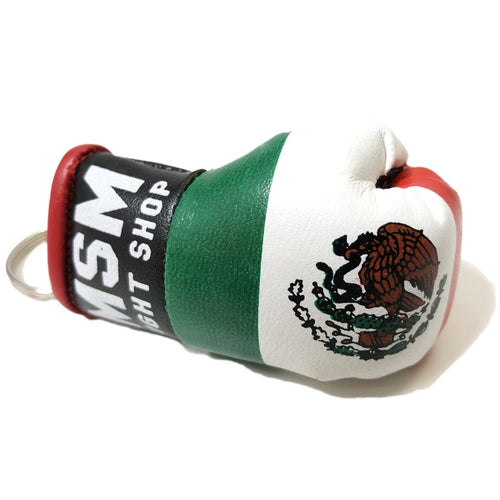MSM MINI GLOVES BOXING KEY CHAIN COUNTRY - MSM FIGHT SHOPMSM FIGHT SHOP