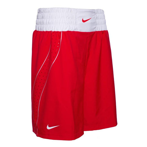 NIKE BOXING SHORTS V2 DRI-FIT RED - MSM FIGHT SHOPNIKE
