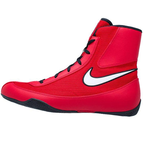 NIKE SHOES MACHOMAI V2 RED/BLACK - MSM FIGHT SHOPNIKE