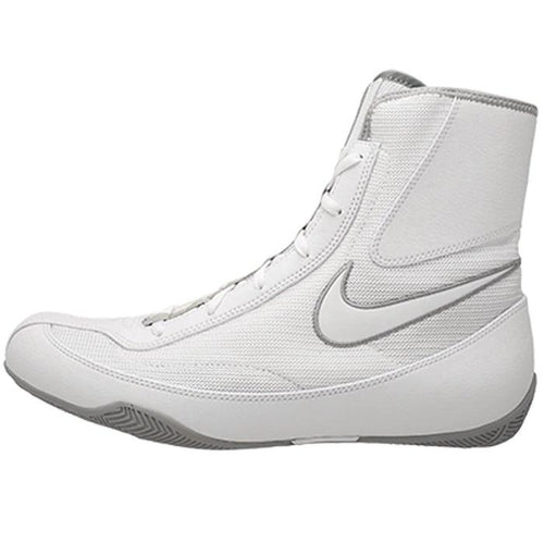 NIKE SHOES MACHOMAI V2 WHITE/GREY - MSM FIGHT SHOPNIKE