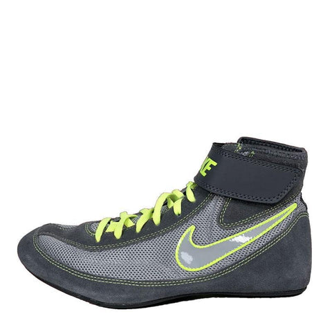 NIKE SHOES SPEEDSWEEP VII GREY/NEON - MSM FIGHT SHOPNIKE