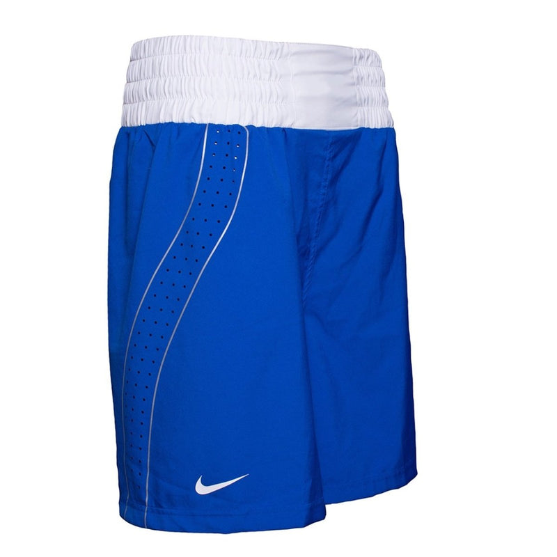 NIKE SHORTS BOXING COMPETITION APPROVED BLUE - MSM FIGHT SHOPNIKE