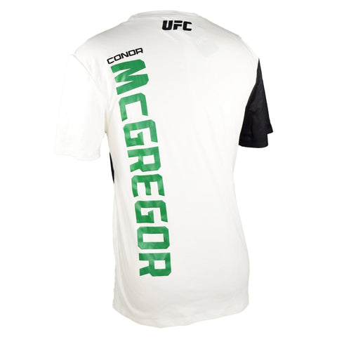 REEBOK UFC JERSEY CONOR MCGREGOR MONSTER WHITE/GREEN XL - MSM FIGHT SHOPUFC