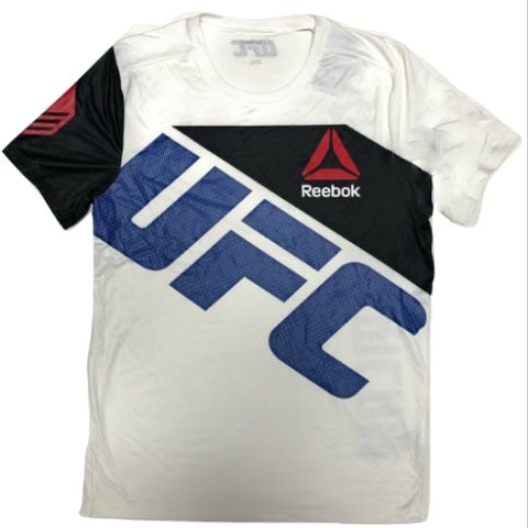REEBOK UFC JERSEY NEW YORK WALKOUT WHITE/BLACK/BLUE - MSM FIGHT SHOPUFC