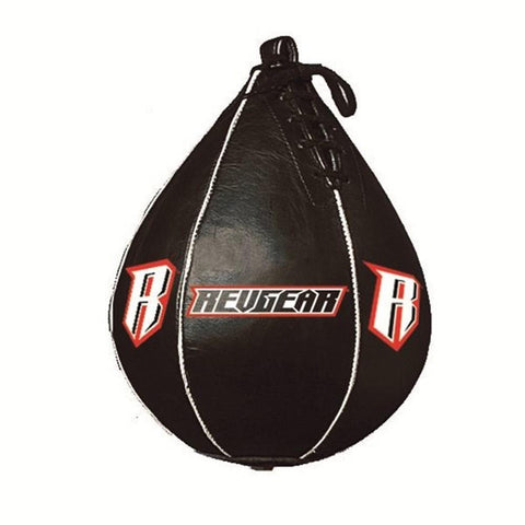 REVGEAR SPEED BAG BLACK - MSM FIGHT SHOPREVGEAR
