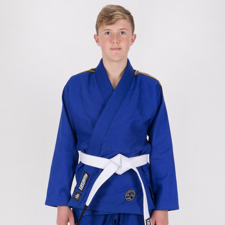 TATAMI GI YOUTH NOVA ABSOLUTE BJJ BLUE - MSM FIGHT SHOPTATAMI
