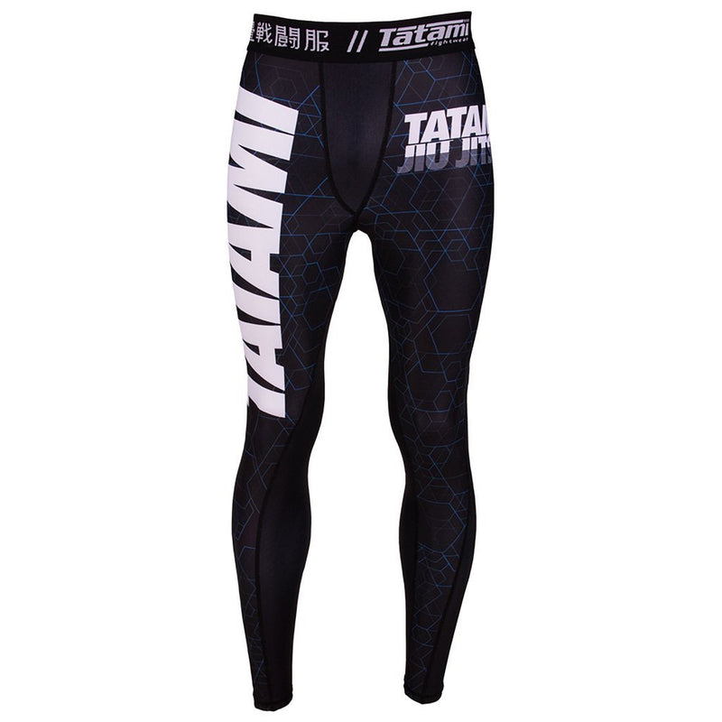 TATAMI SPATS CONDUIT BLACK/WHITE - MSM FIGHT SHOPTATAMI