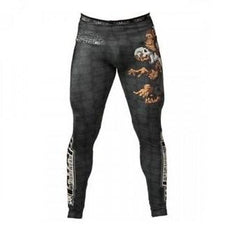 TATAMI SPATS THINKER MONKEY BLACK - MSM FIGHT SHOPTATAMI