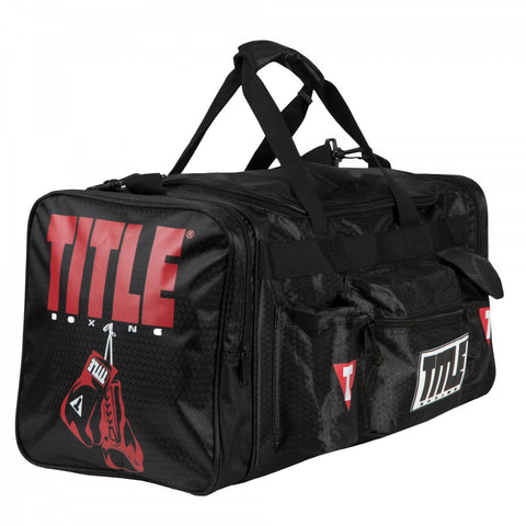 TITLE BAG DELUXE GEAR 2.0 - BLACK