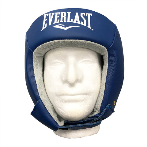 EVERLAST HEADGEAR COMPETITION BLUE