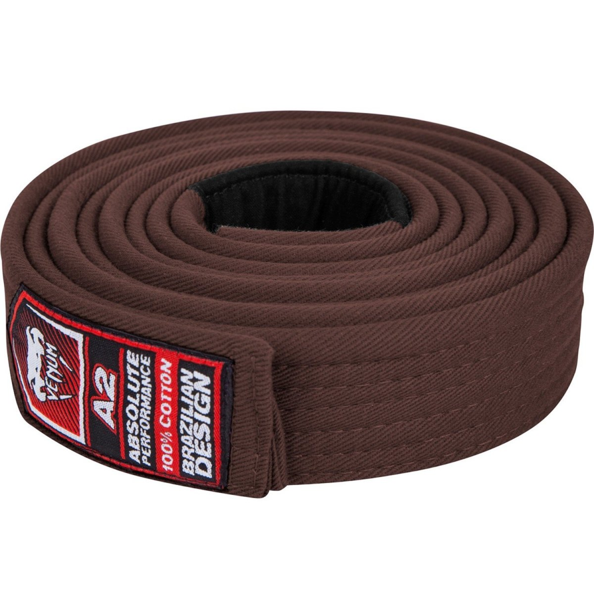 VENUM BJJ BELT BROWN - MSM FIGHT SHOPVENUM