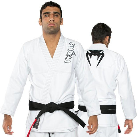 VENUM GI BJJ CONTENDER 2.0 WHITE - MSM FIGHT SHOPVENUM