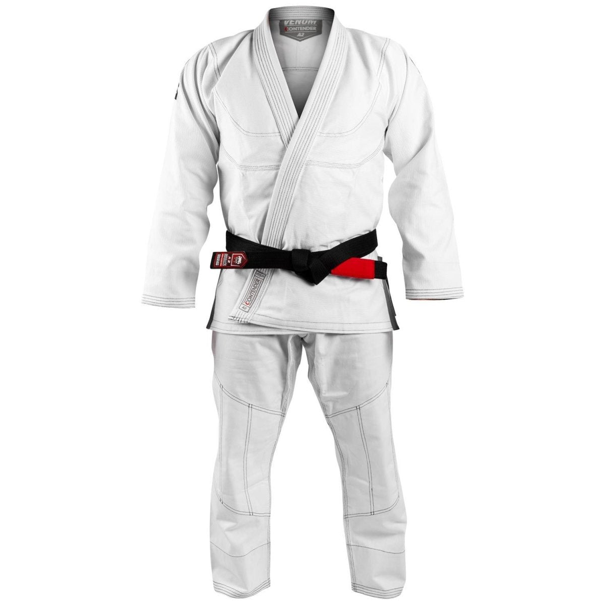VENUM GI BJJ CONTENDER EVO ADULT WHITE - MSM FIGHT SHOPVENUM