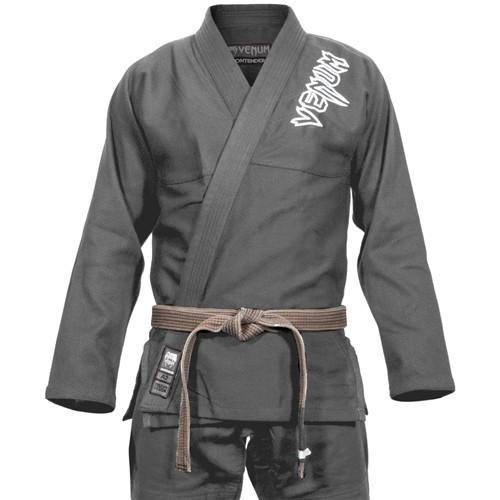 VENUM GI CONTENDER BJJ 2.0 GREY - MSM FIGHT SHOPVENUM