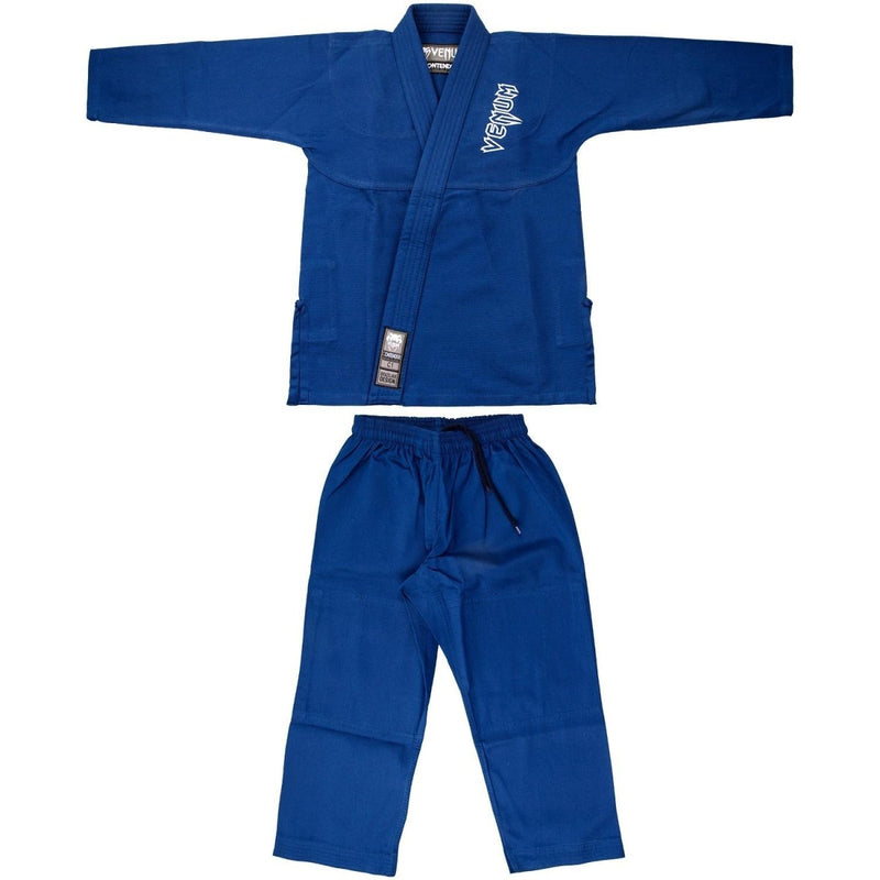 VENUM GI YOUTH CONTENDER BLUE - MSM FIGHT SHOPVENUM