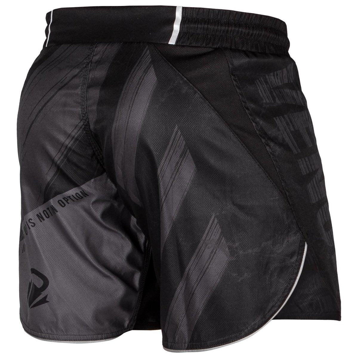 VENUM SHORTS AMRAP BLACK/GREY - MSM FIGHT SHOPVENUM