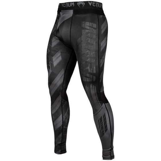 VENUM SPATS AMRAP BLACK/GREY - MSM FIGHT SHOPVENUM