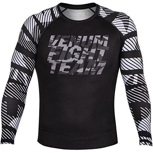Venum Speed Urban Camo Long Sleeve Rashguard - Black - MSM FIGHT SHOPVenum