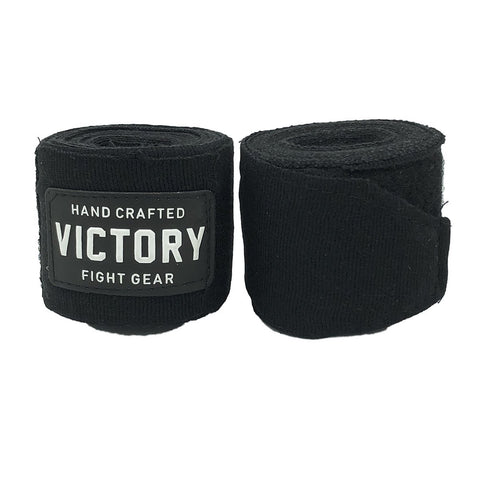 "VICTORY HANDWRAPS 3.5 METER / 140"" SEMI STRETCH - MSM FIGHT SHOPVICTORY FIGHT GEAR"
