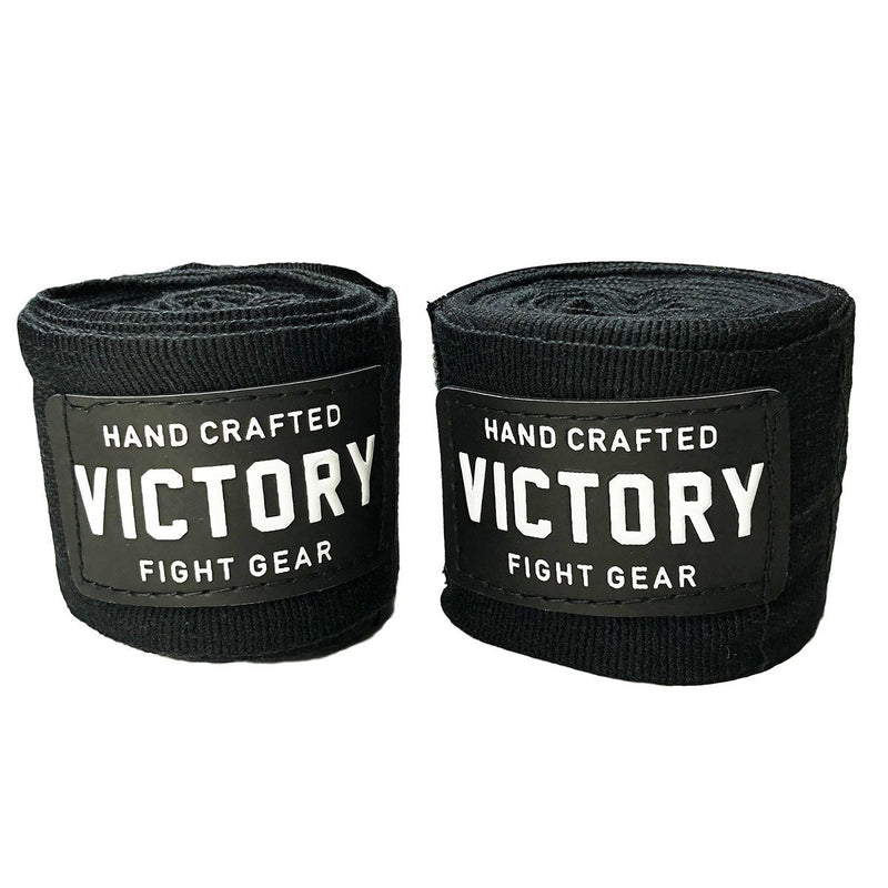 "VICTORY HANDWRAPS 4.5 METER 180"" SEMI STRETCH - MSM FIGHT SHOPVICTORY FIGHT GEAR"