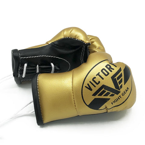 VICTORY MINI BOXING GLOVES HANGING - MSM FIGHT SHOPVICTORY FIGHT GEAR