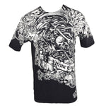 XTREME COUTURE SHIRT DEATH SKULLS 5 BLACK/WHITE SMALL - MSM FIGHT SHOPXTREME COUTURE