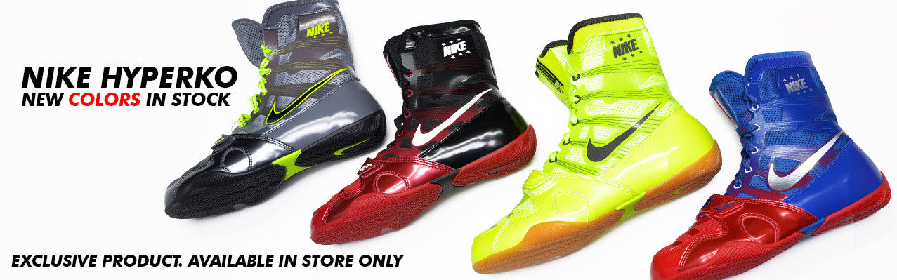 Nike Boxing shoes, manny pacquiao shoes