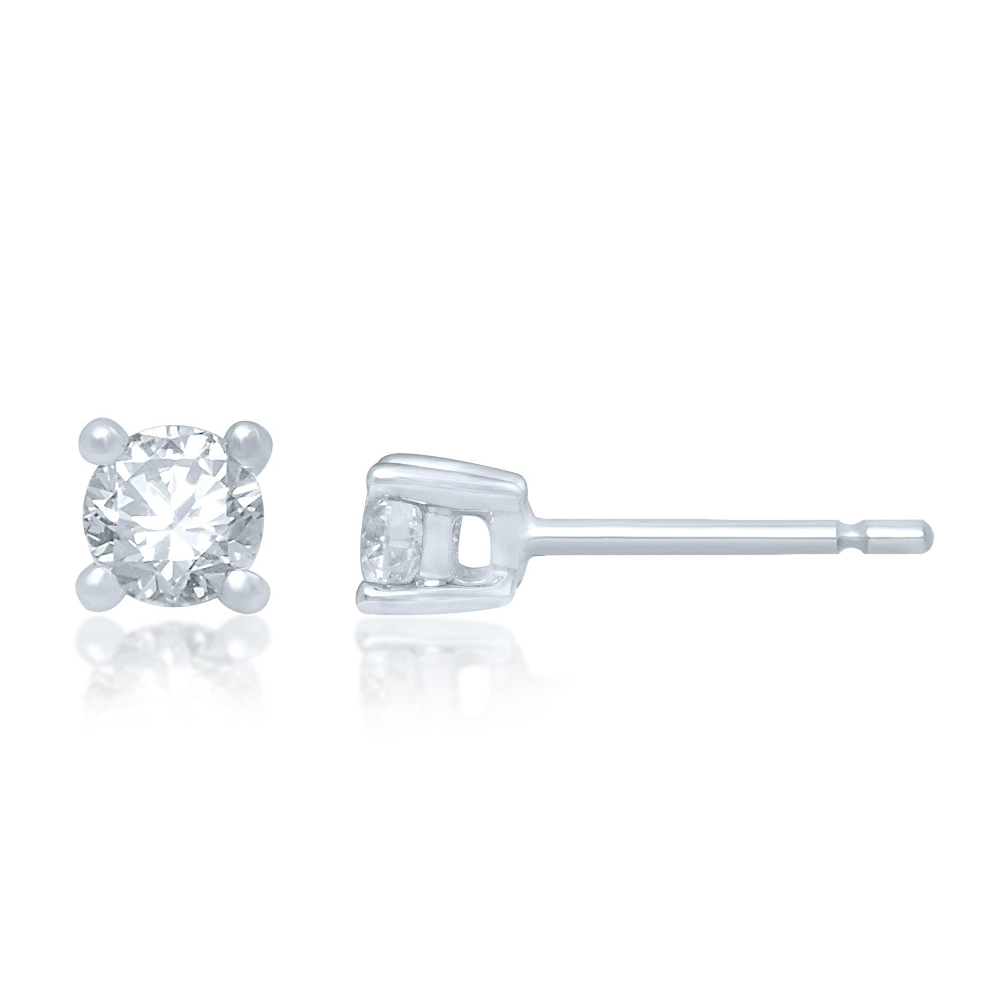 diamond yellow earrings stud overview fancy