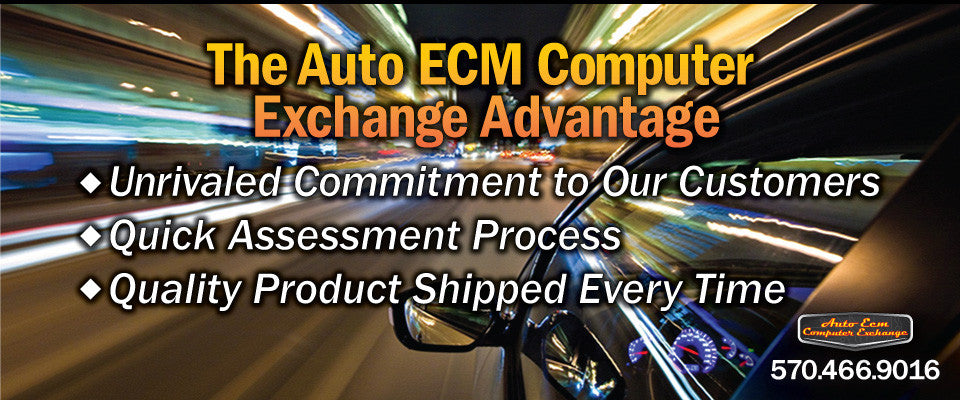 Auto ECM Computer Exchange - Rebuild and Repair ECU Experts