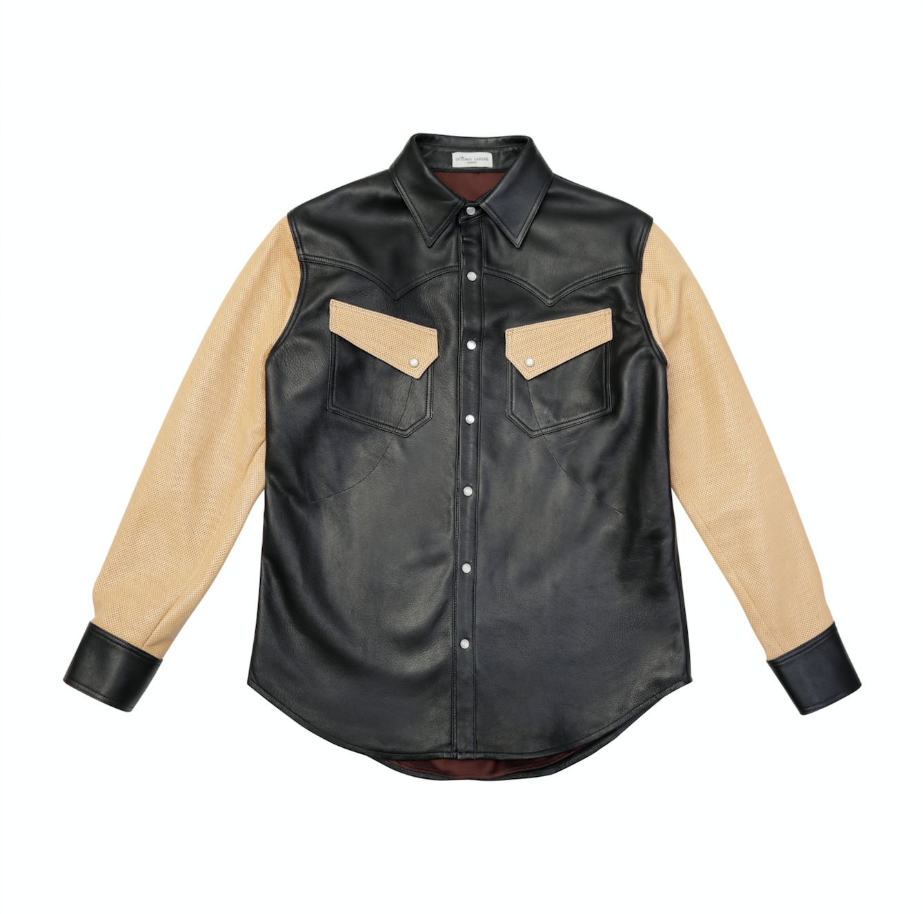 Uptown Yardie Leather Shirt