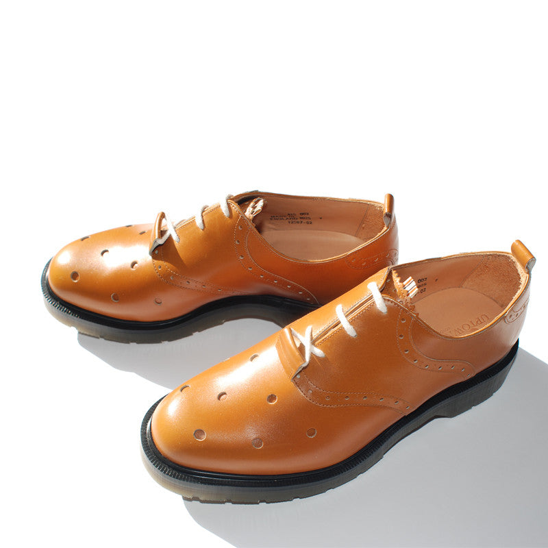Marcus Saddle Shoe - Tan