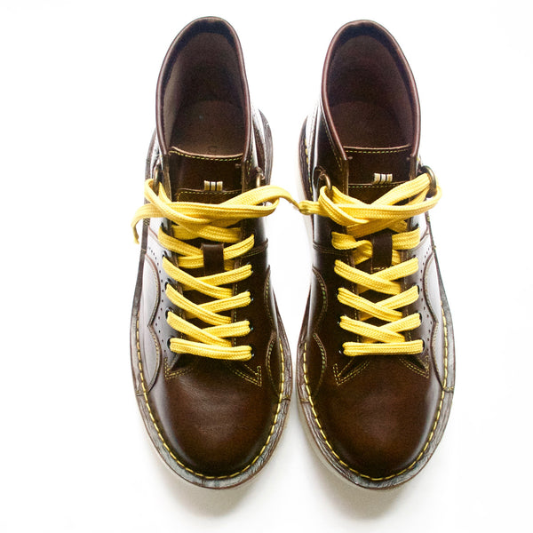 Uptown Yardie Rockers (Antique Brown)