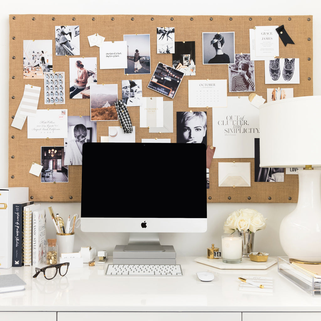 How To Curate A Desk