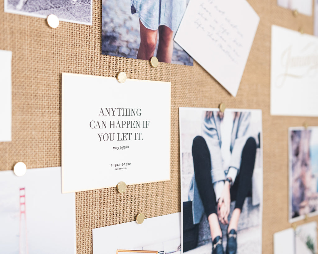 How To Build An Inspiration Board