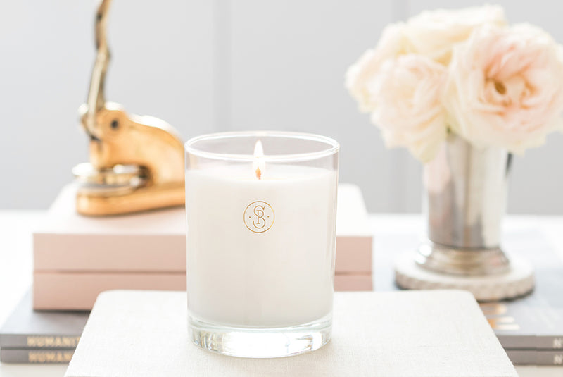 Introducing the Sugar Paper Candle