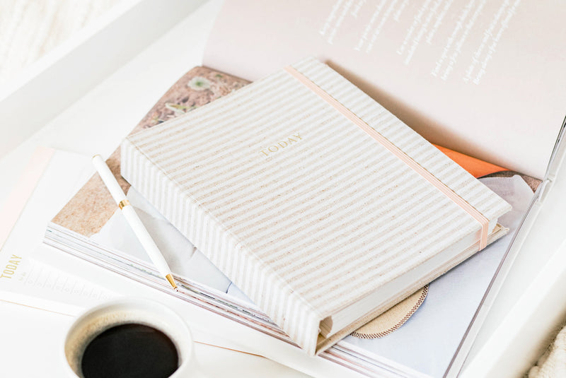 Introducing: The Mindful Journal