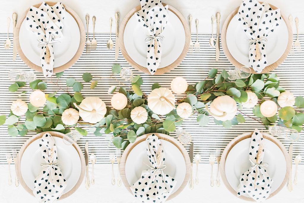 The Thanksgiving Table: Tips and Tricks