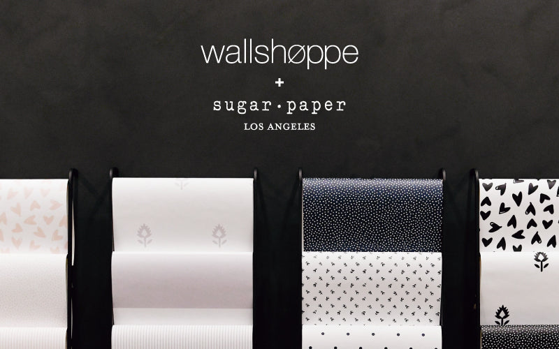 Wallshoppe x Sugar Paper Party