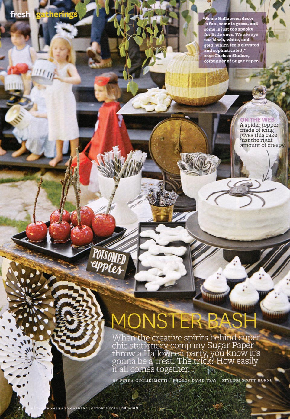 Better Homes and Gardens October 2014
