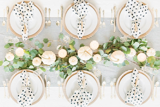 Thanksgiving Table: Tips + Tricks